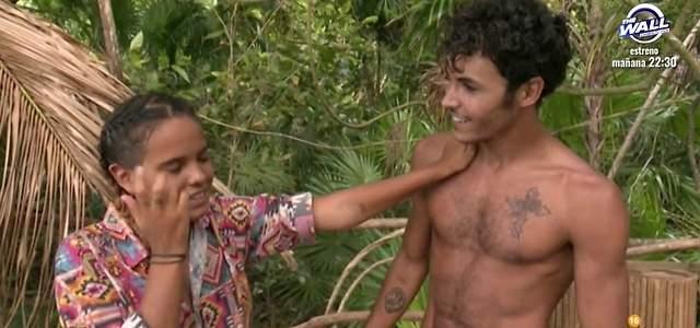 Kiko echa a Gloria Camila y se queda con Oriana en la isla