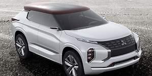 Mitsubishi GT-PHEV: la ofensiva definitiva para los SUV eléctricos
