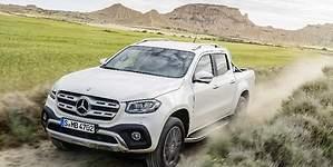 Mercedes Benz Clase X: llega el primer pick-up con estrella