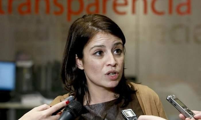 PSOE - Rueda de Prensa | Elecciones 28-A 700x420_adriana-lastra.rueda-prensa-efe