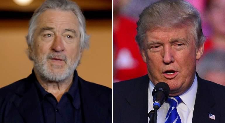 Robert de Niro tiene un coeficiente intelectual muy bajo — Donald Trump