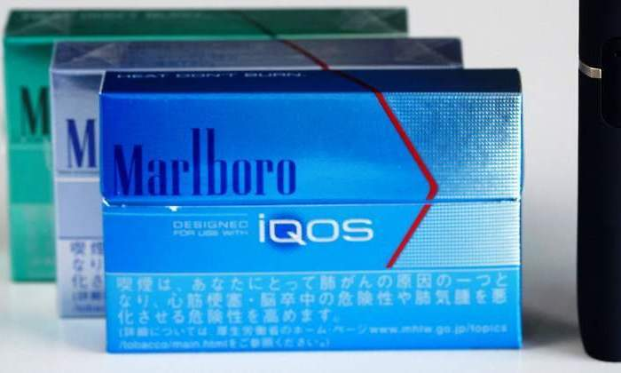 EEUU aprueba IQos, el dispositivo de tabaco calentado de