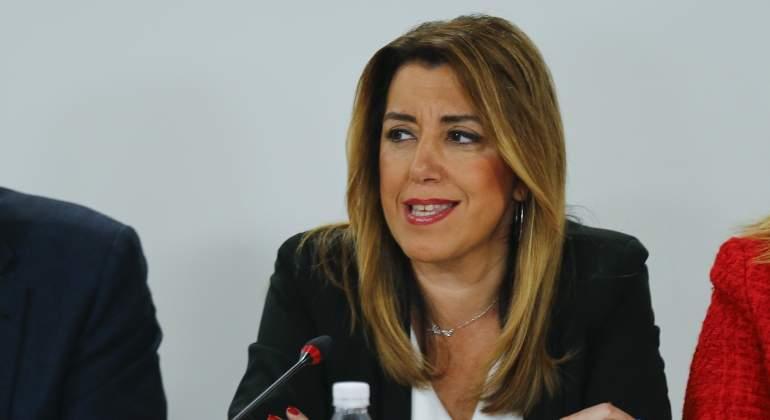 Susana Díaz desvela que no ha sido posible un acuerdo sobre las listas
