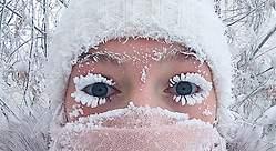 Así es la vida en el pueblo más frío del mundo: salir a -62º