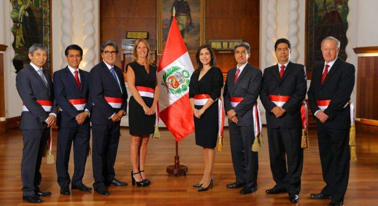 Cayetana Aljovín aportará mucho a la política exterior — Allan Wagner