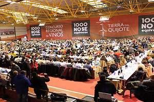 Dcoop-BACO en la IX edición del Concurso Regional de Vinos Tierra del Quijote 1.000 no se equivocan