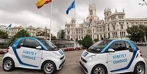 Madrid adopta el carsharing: Car2go alcanza los 100.000 usuarios en nueve meses