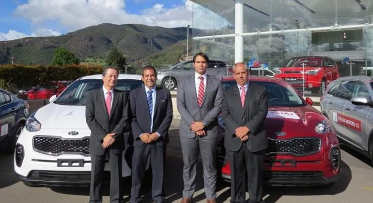 Kia Motors Oficializa Patrocinio A Mundial Futsal Fifa