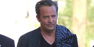 Matthew Perry, de Friends, operado de urgencia