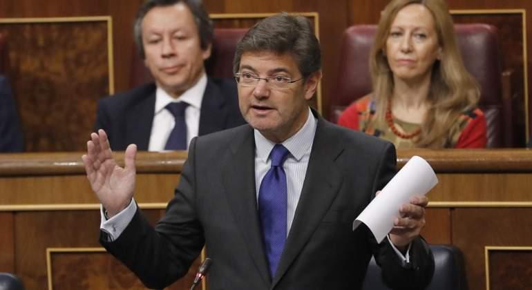 El ministro de Justicia veta explicaciones públicas de la Abogacía del Estado sobre el caso Piqué
