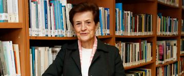 Adela Cortina: Si los partidos se centran sólo en deshacerse del contrario, la política se empobrece