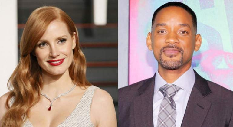 Jessica Chastain y Will Smith acompañarán a Almodóvar como jurado de Cannes