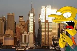 Los millonarios roban el sol de NY