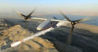 MUX: el dron armado como un F35