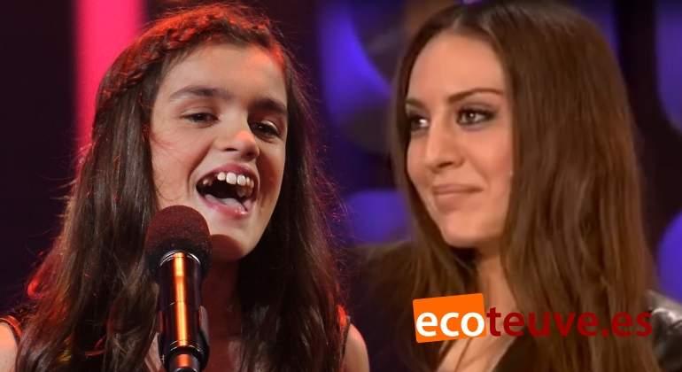 La primera vez de Amaia en TV y el doloroso rechazo de Naranjo que cambió su vida