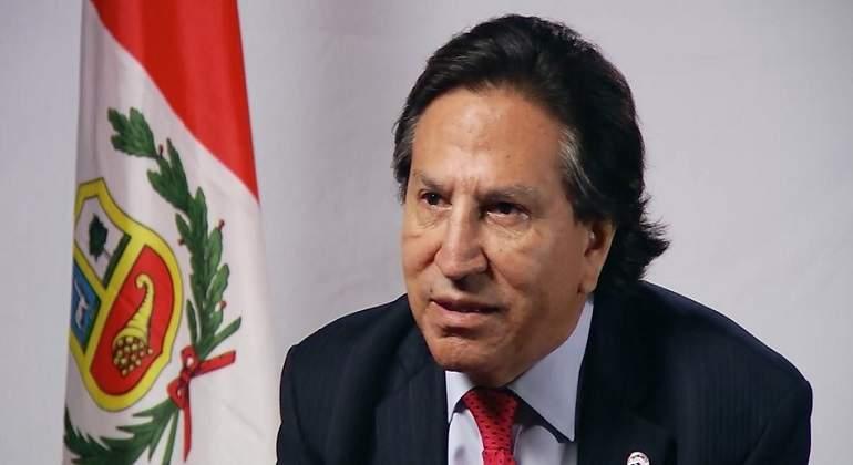Reclaman en Perú extradición para el expresidente Alejandro Toledo
