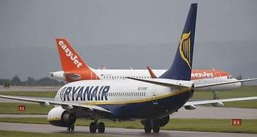 Ryanair ofrecerá a los estudiantes de Erasmus un descuento en sus vuelos