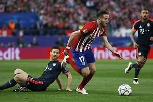 Atlético de Madrid - Bayern