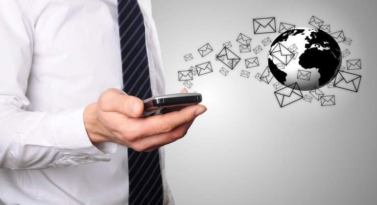 Despedido por enviarse 'emails' del trabajo a su cuenta particular