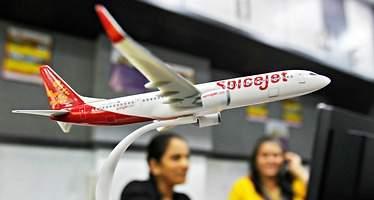 La aerolínea india SpiceJet comprará 205 aviones a Boeing por 22.000 millones dólares