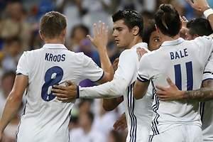 Los sueldos del Real Madrid