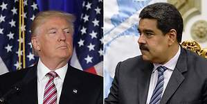Trump estudia impedir el pago en dólares del petróleo venezolano