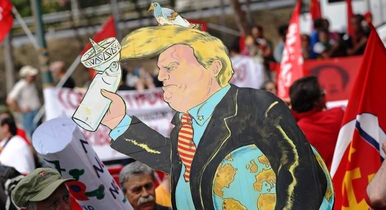 Trump habría decidido retirar a EE. UU. de acuerdo climático de París