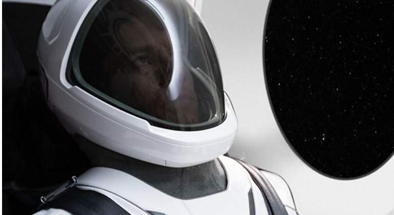 SpaceX revela el diseño de su traje espacial