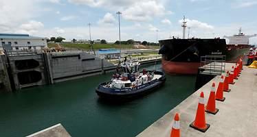 Panamá ha ingresado 12.477 millones con el Canal en sus 102 años operando