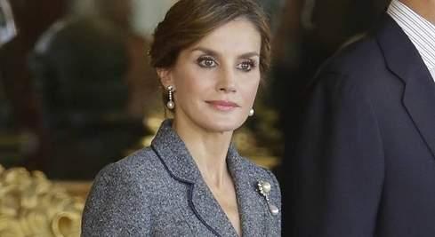 La valiosa joya que la reina Letizia lució en la Fiesta Nacional