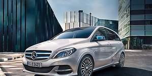 Mercedes retirará del mercado el Clase B, su único modelo eléctrico