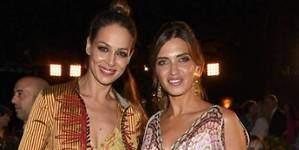 Las mujeres de Iker Casillas, juntas en la alfombra roja