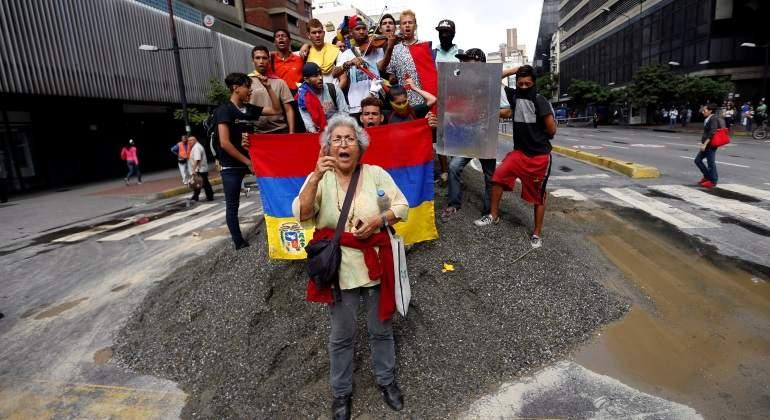 Se disparan solicitudes de asilo de venezolanos en México