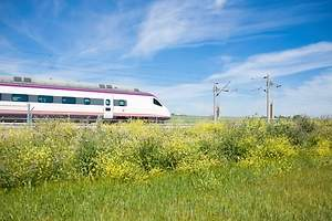 La sostenibilidad del ferrocarril