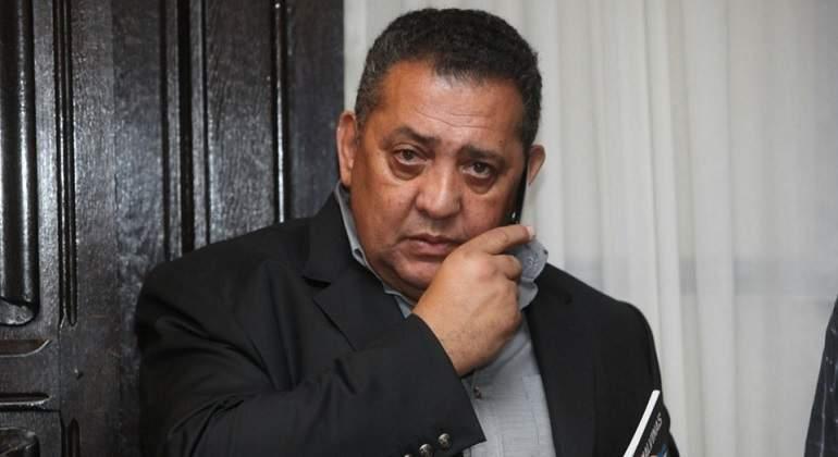 Condenan a cuatro años de prisión a D'Elía pero no va detenido