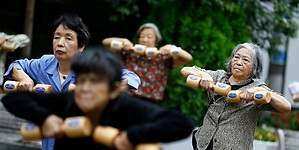 País de jubilados: el cambio socioeconómico en Japón