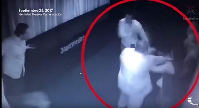 Detienen a presunto homicida de joven en bar de Cuernavaca