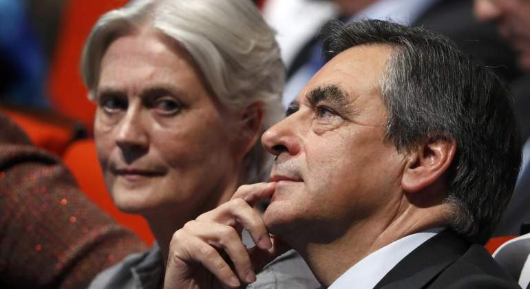 La Justicia francesa imputa a la mujer de Fillon por el caso de los empleos ficticios