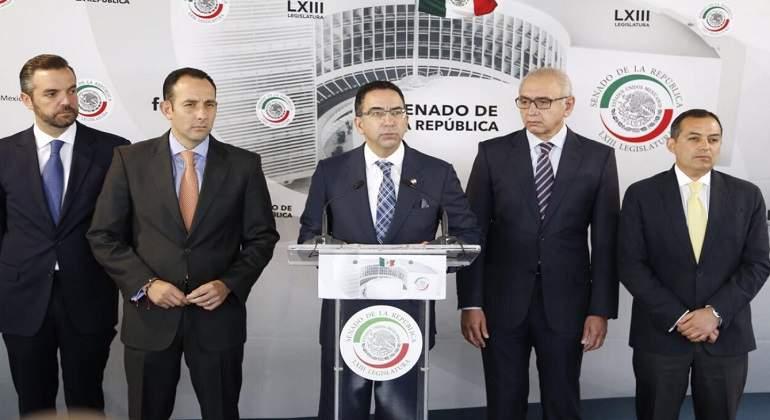 Ricardo Anaya aún no define si irá por la Presidencia