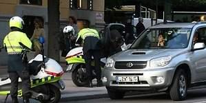 La Policía de Madrid no podrá multar sin parar al vehículo
