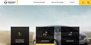 Renault crea el primer libro digital de mantenimiento