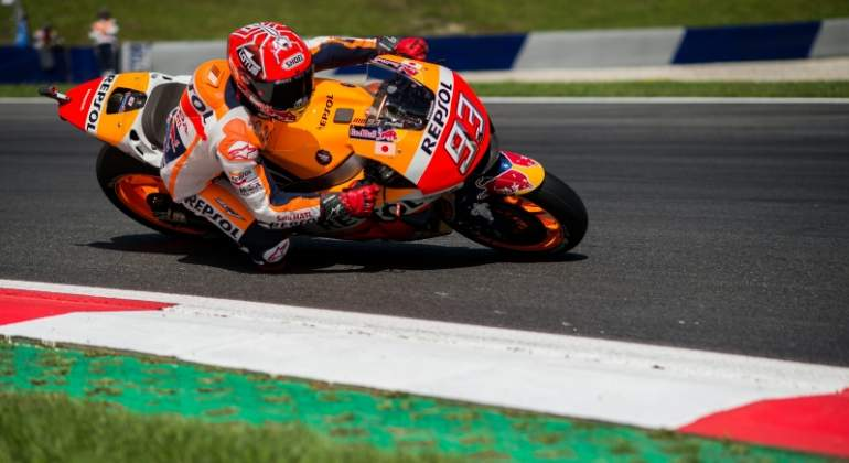 Moncloa tendrá que decidir si Moto GP se emite en abierto -http://s04.s3c.es/imag/_v0/770x420/9/b/8/marquez-austria.jpg
