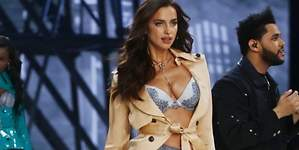 Irina Shayk no esconde su embarazo