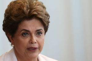 Llega el día clave para Rousseff