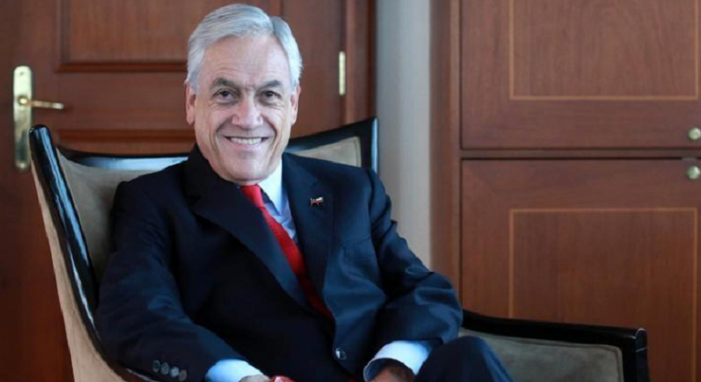 Piñera se reúne con Barack Obama en Washington