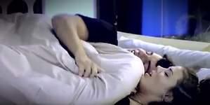 Sexo entre Alyson Eckman y Antonio en GH VIP