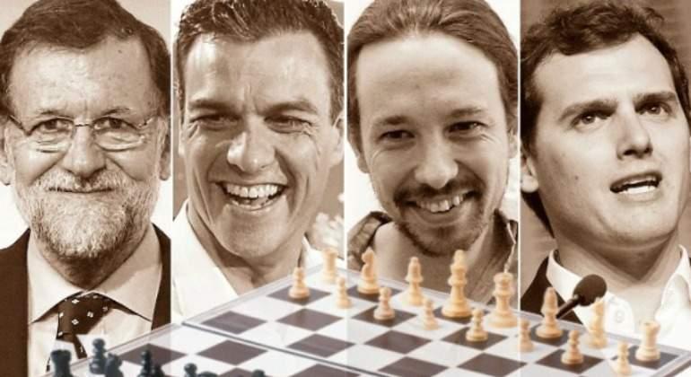 Rajoy-Sanchez-Iglesias-Rivera-ajedrez.jpg
