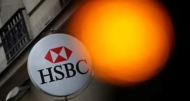 HSBC se desploma en bolsa tras ganar un 90% menos en 2016