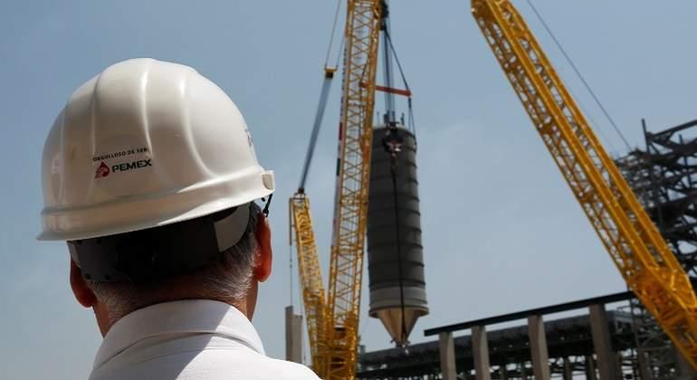 DEA Deutsche será socia de Pemex en área petrolera Ogarrio