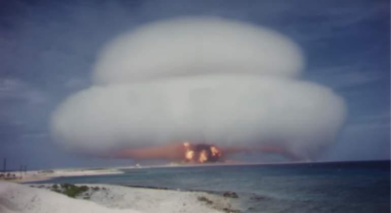 Salen a la luz pruebas nucleares secretas de EEUU